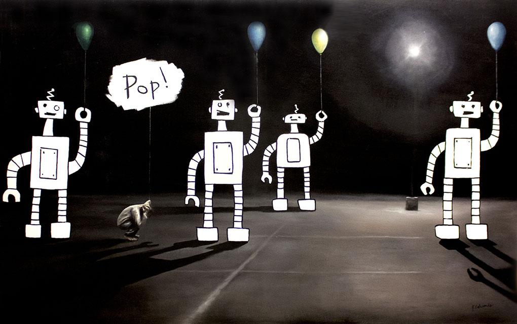 Robot Pop, 2016