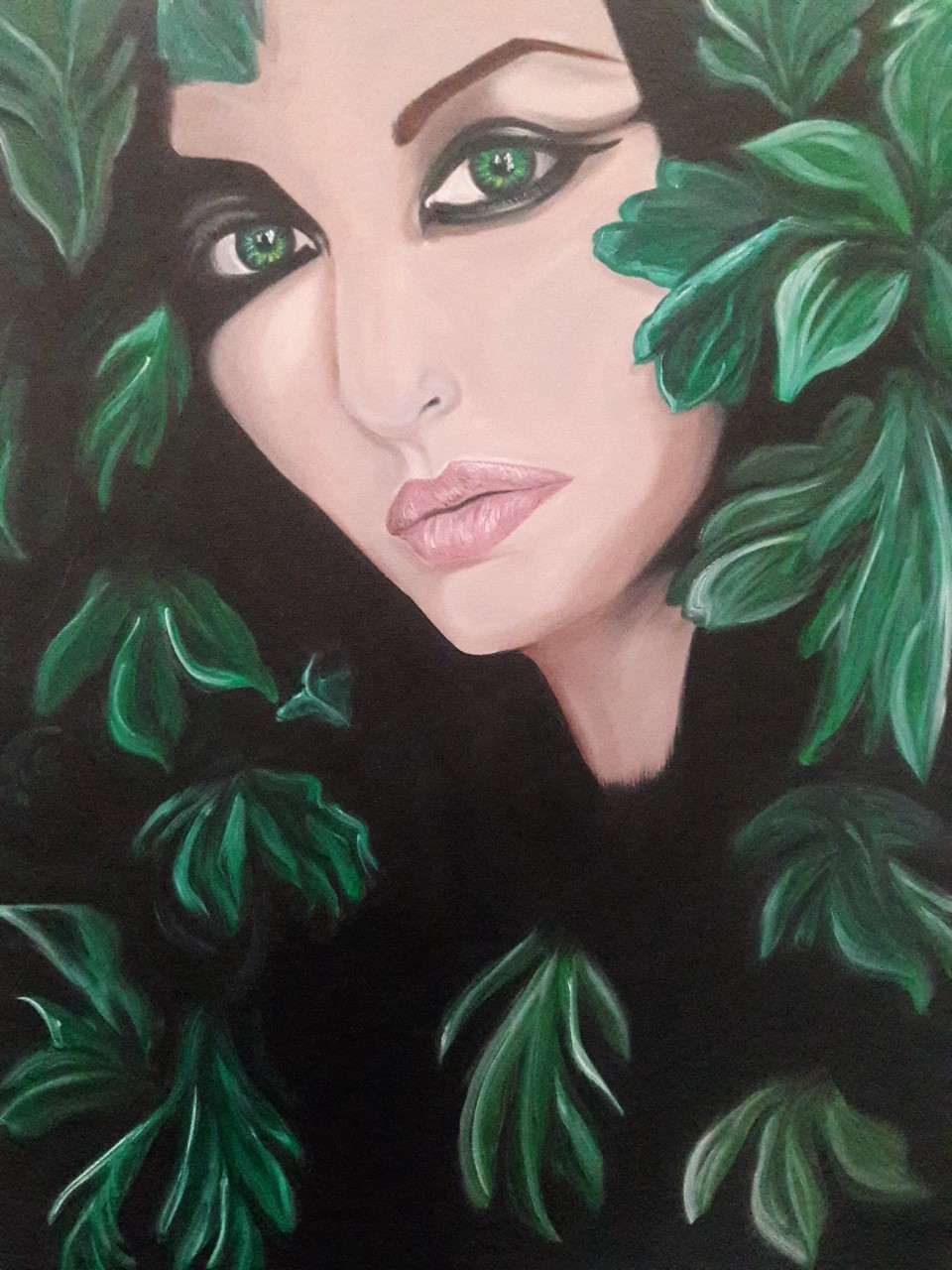Esmeralda, 2018