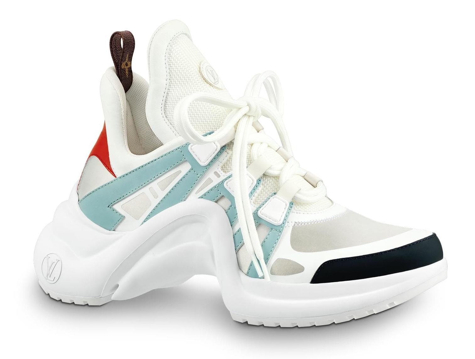 LV Archlight Sneaker,  Louis Vuitton , $1090