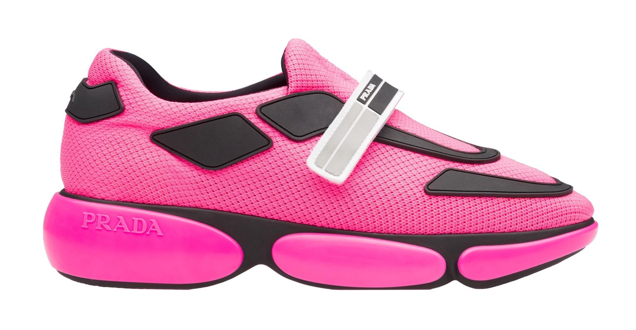Cloudbust Sneakers,  Prada , $750