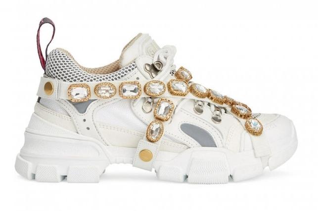 Flashtrek Sneaker, Gucci, $1590