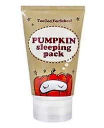 Too Cool for School Pumpkin Sleeping Pack    ($20)