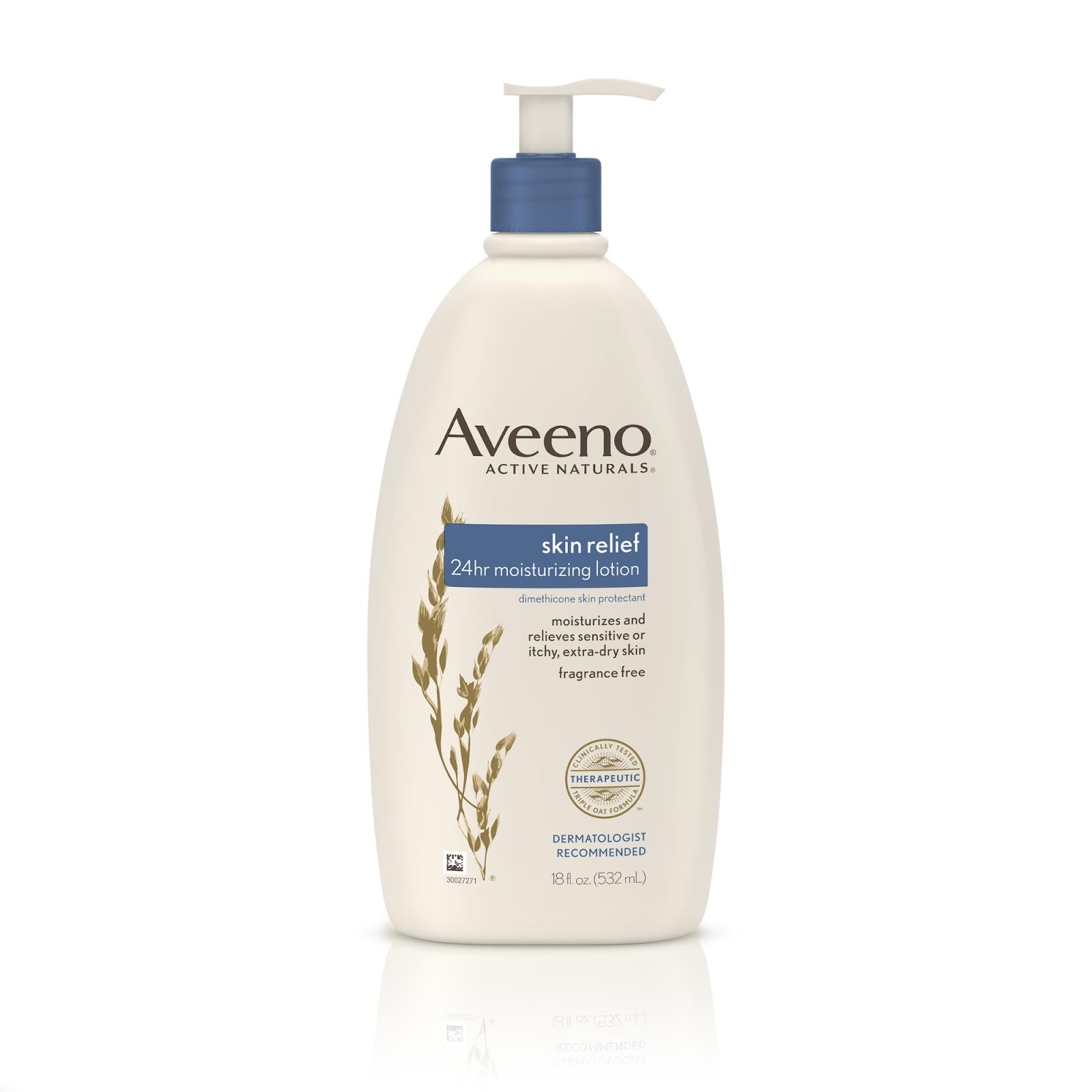 Aveeno Skin Relief: $11.99
