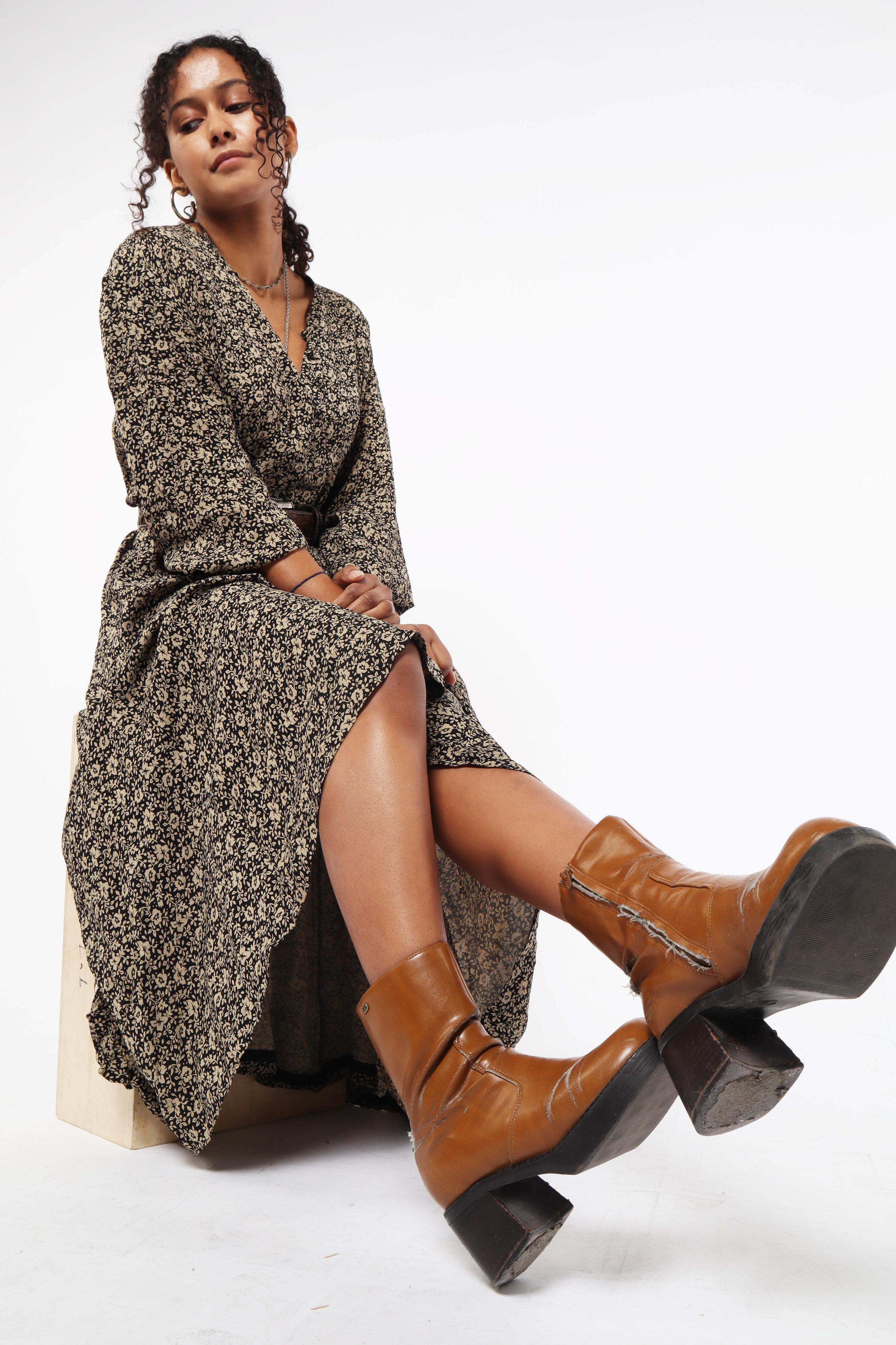Model: Amber Barbell