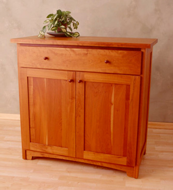 Cherry Sideboard - Natural Oil Finish22