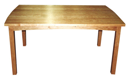Cherry Plank Table - Natural Finish1.25
