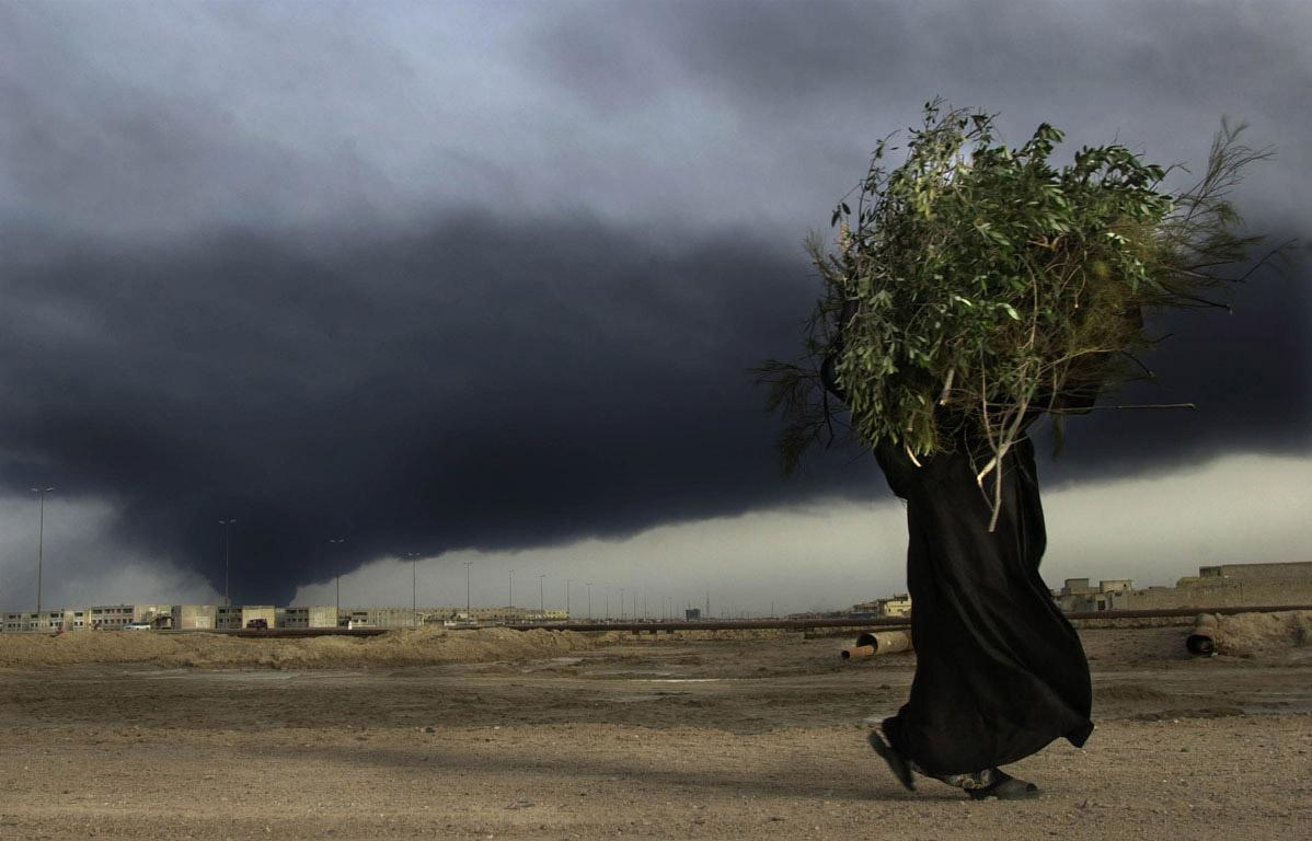 Basra Burning