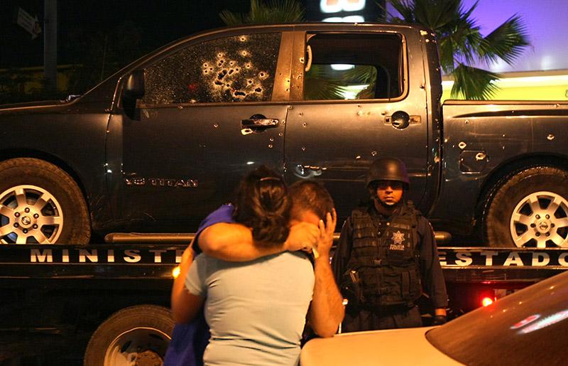 Mexico Under Siege -