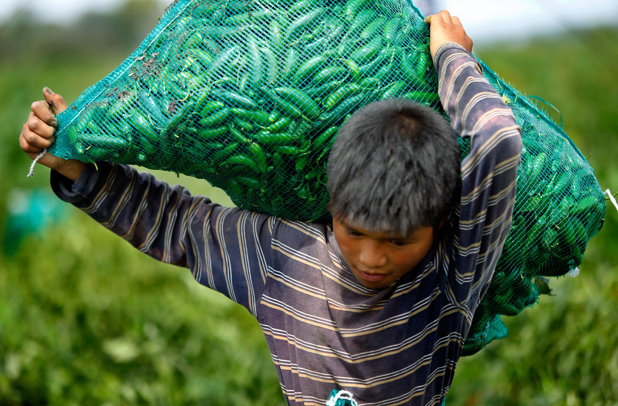A Child's Burden