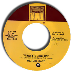 """Marvin Gaye - """"What's Going On"""""""