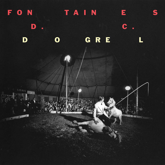 5. Fontaines D.C. - Dogrel