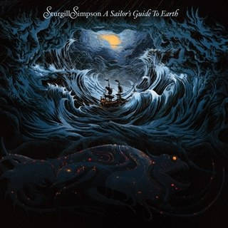43. Sturgill Simpson - A Sailor's Guide to Earth (2016)