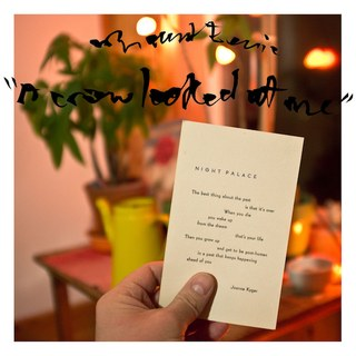 20. Mount Eerie - A Crow Looked At Me (2017)