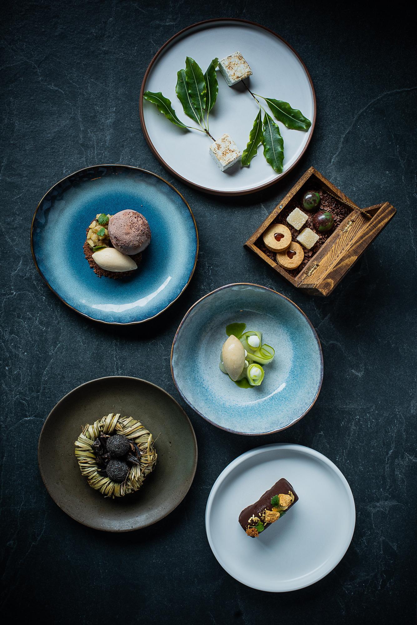 Hiakai Desserts