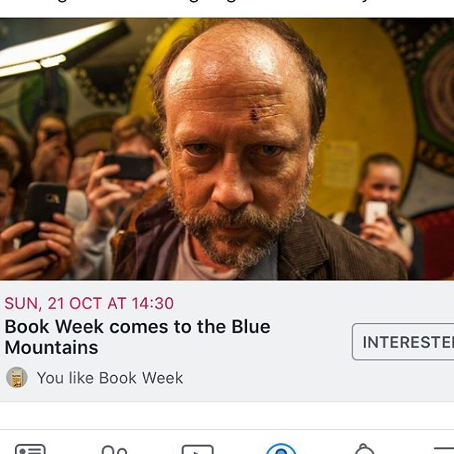 Tix on sale now for Book Week Katoomba premiere. Book here https://tickets.unitedcinemas.com.au/tickets.php?location=katoomba&session=39708 #bluemountains #movie #katoomba #threesisters #scenicworld