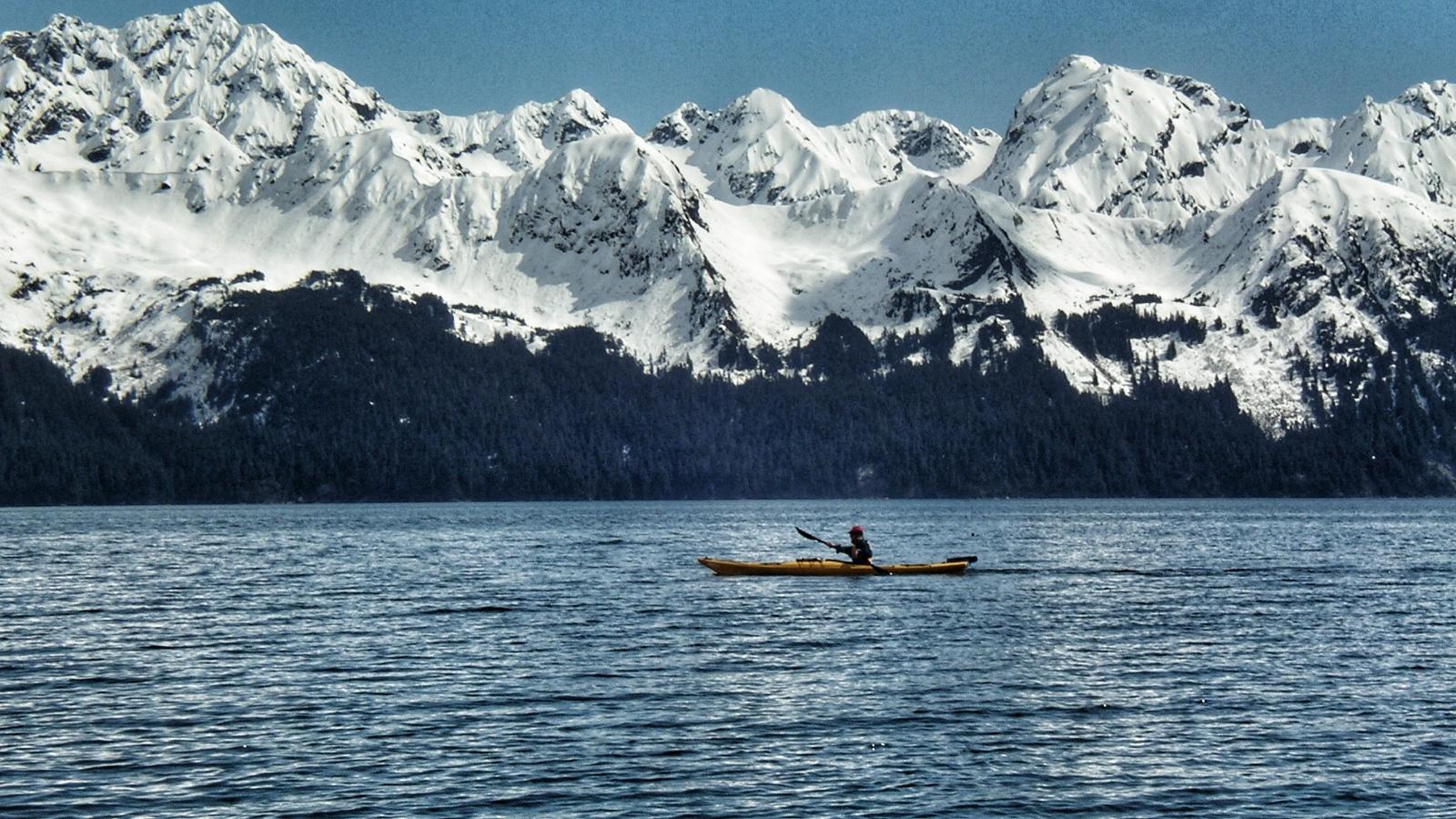 Alaska Sea Kayak