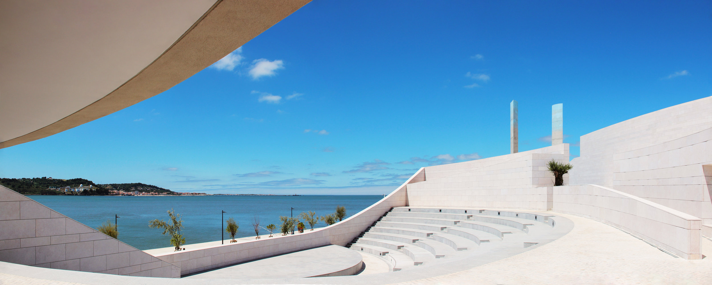 Champalimaud Centre for the Unknown / Charles Correa Associates / Lisbon