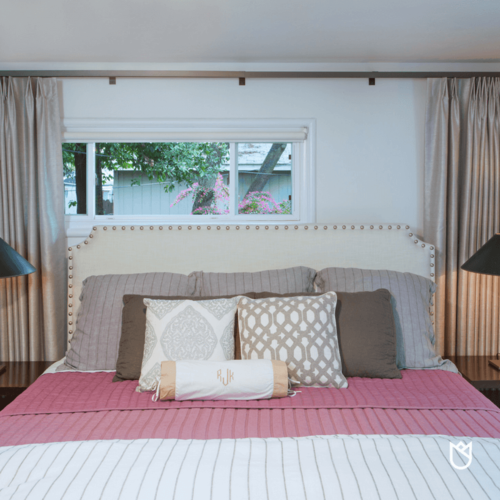 How To Arrange A Bedroom With Weird Window Placement Ktj Design Co