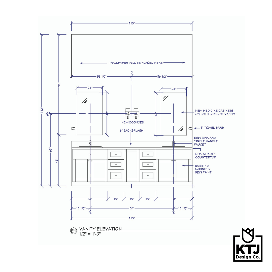 How to Create a Design Plan for a Bathroom-floor-plan-stockton-ca-lighted-mirrors.png