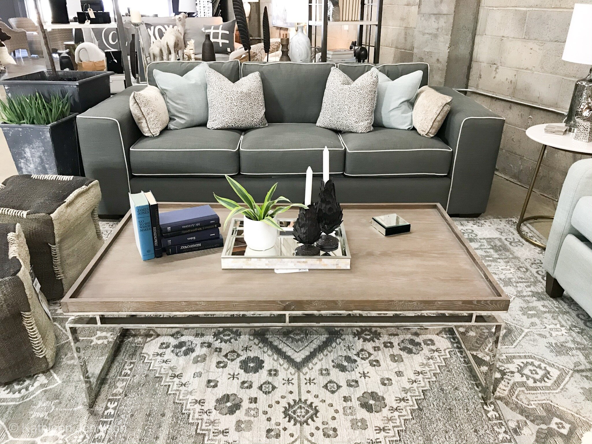 Affordable Luxury Furniture Opens