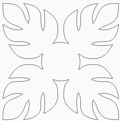 Leaves Block