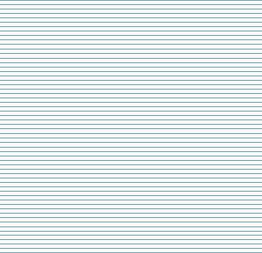 Half Inch Straight Lines