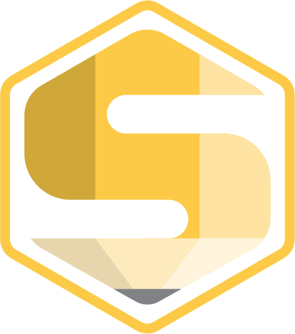 Spalding Logo_hex pencil (for dark bkgd_sm).png