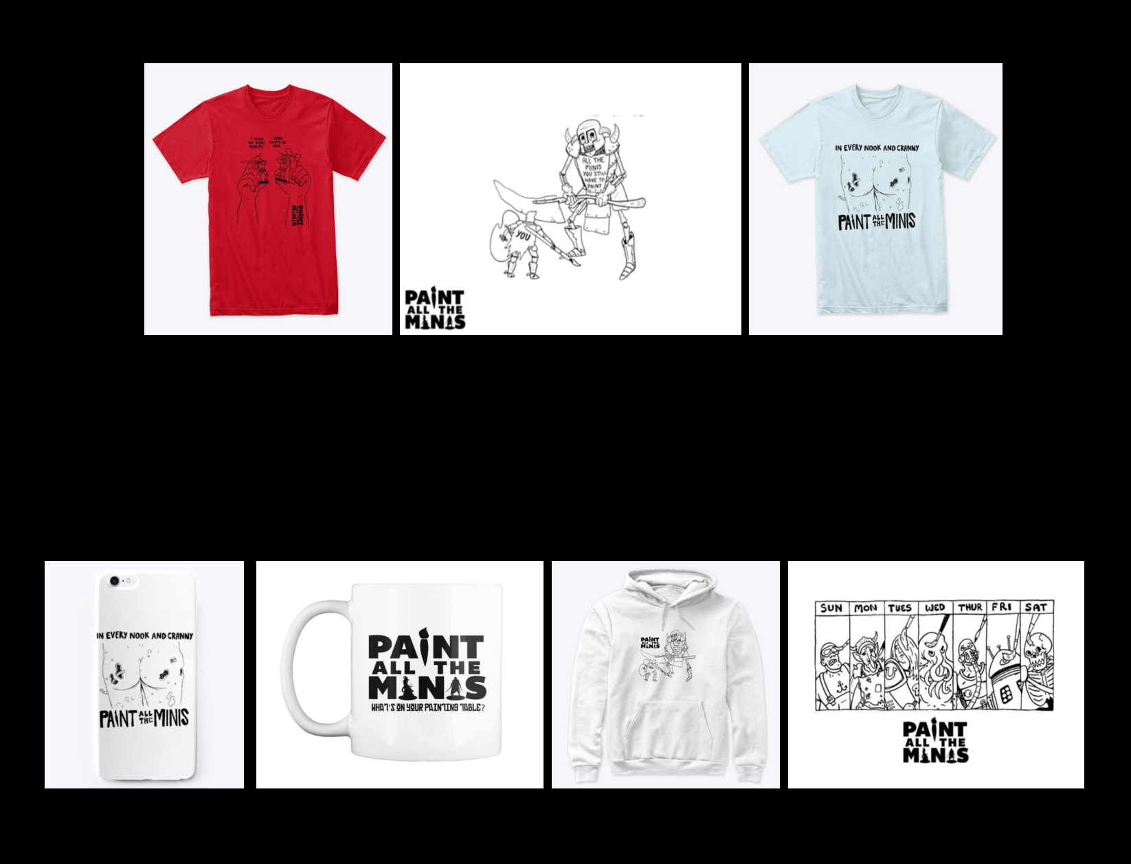 - Click Here to visit our brand new online store!