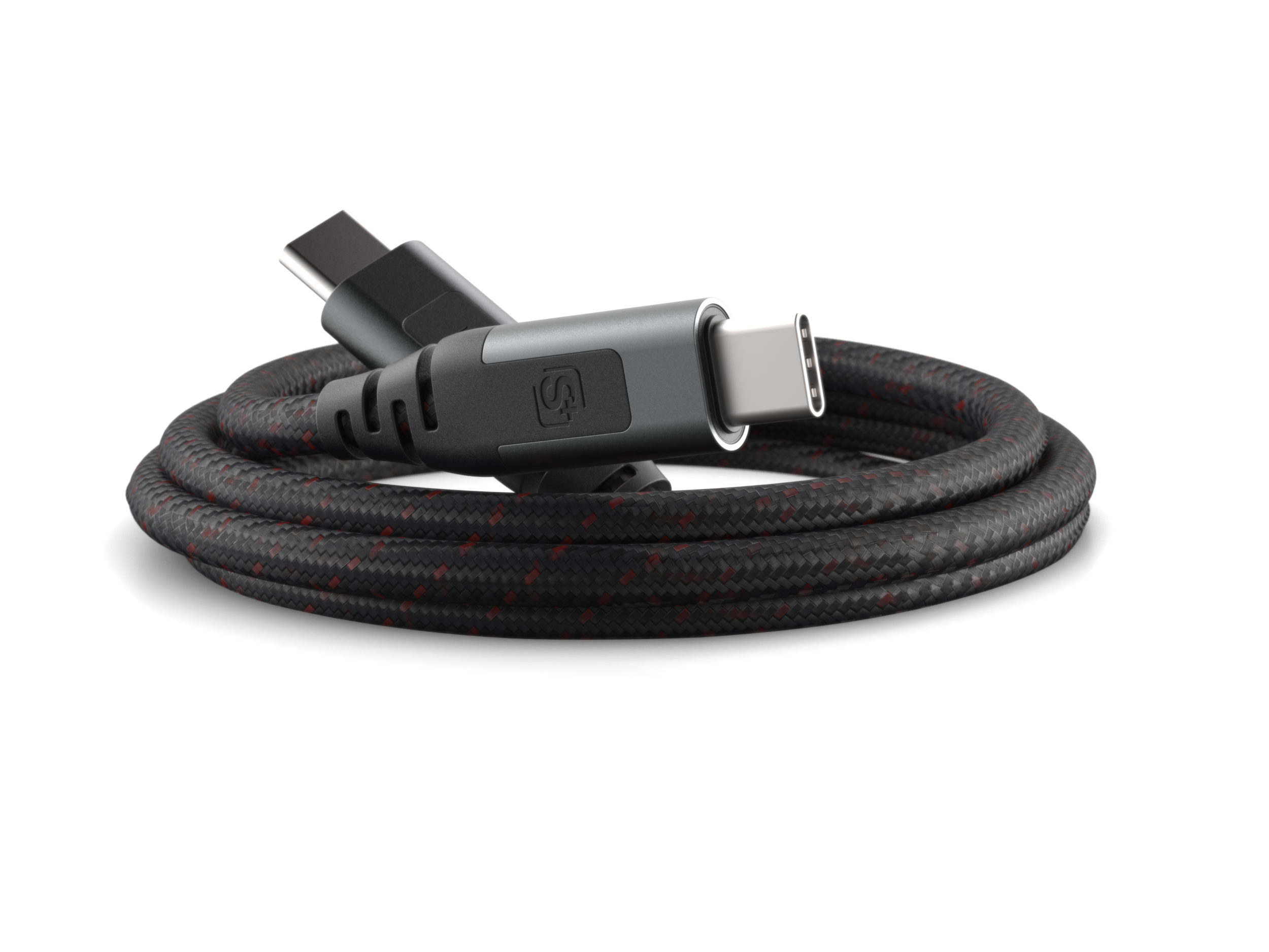 1.8m Armored Sync/Charge Cable USB-C to USB-C with Hypercharge Power Delivery