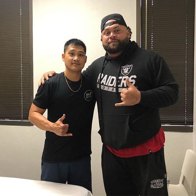 Proud to see @mr_orlando do his thing on the field this past weekend ! Bruce has been seeing me every week to get his recovery needs taken care of. We focus on mobility stretching and lots of hip stretches to regain his agility skills on the football field. We salute you and keep up the good work braddah ! #highpowermassage #nextgencryotherapy #sd #sandiego #sdca #massagesd #sandiegostrikeforce #sdstrikeforce