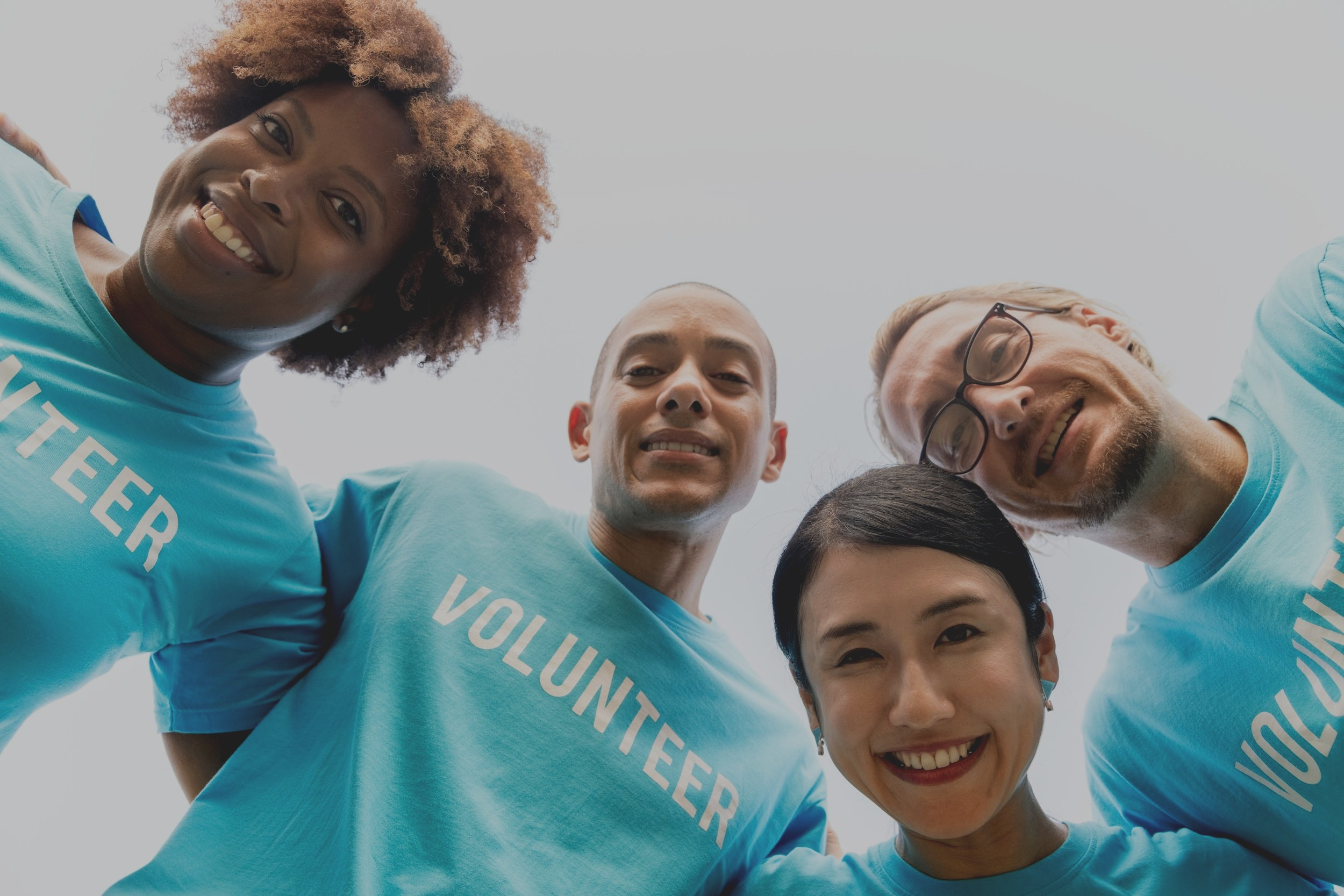 If volunteers are vital to your organisation then you need to make sure they are aligned to your organisation's visions and values . We run workshops to ensure this happens.
