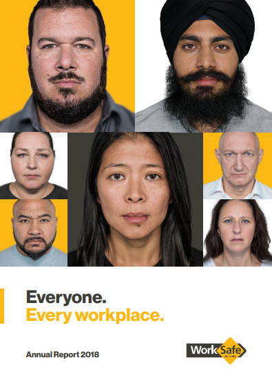 Annual report into worksafe, mental health, fairwork
