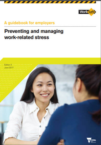 Stress and the workplace. Mental health and productivity through people is all affected by stress.
