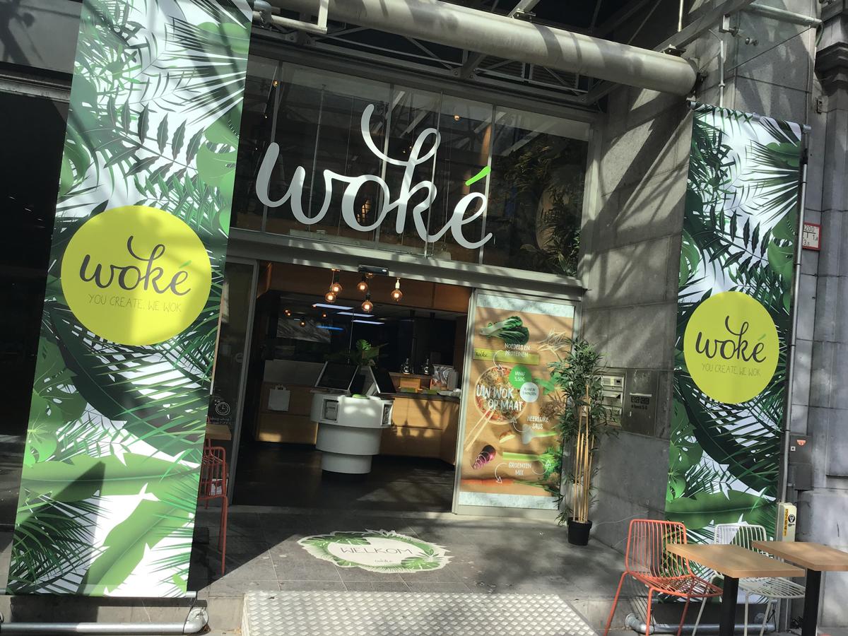 eureka food agency woke restaurant brussels horeca bruxelles