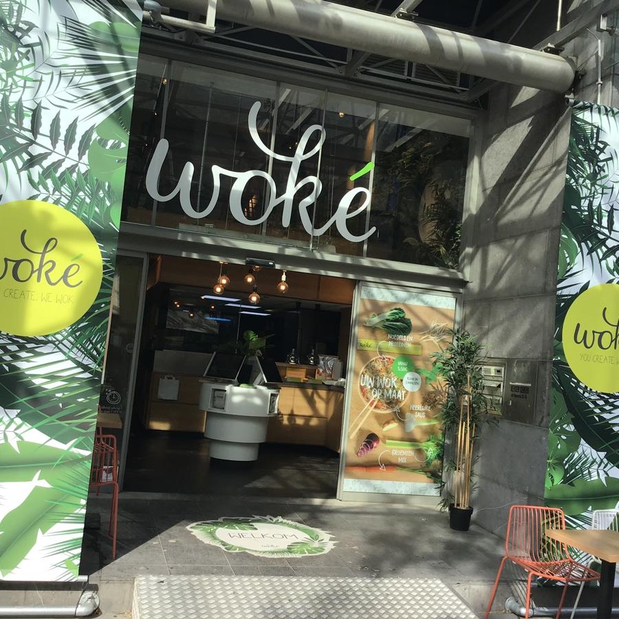 - woké