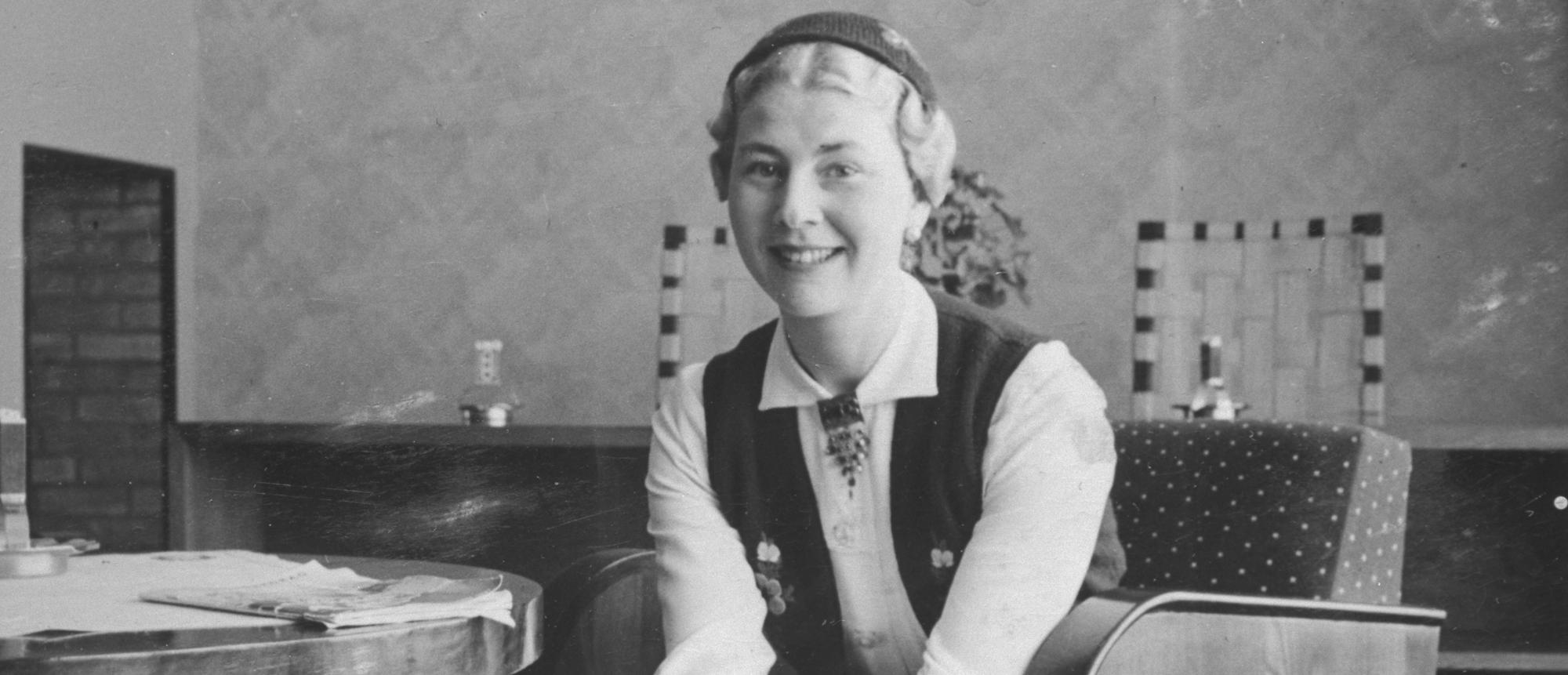 Historien om Högfjällshotellet på 50-talet i Sälen