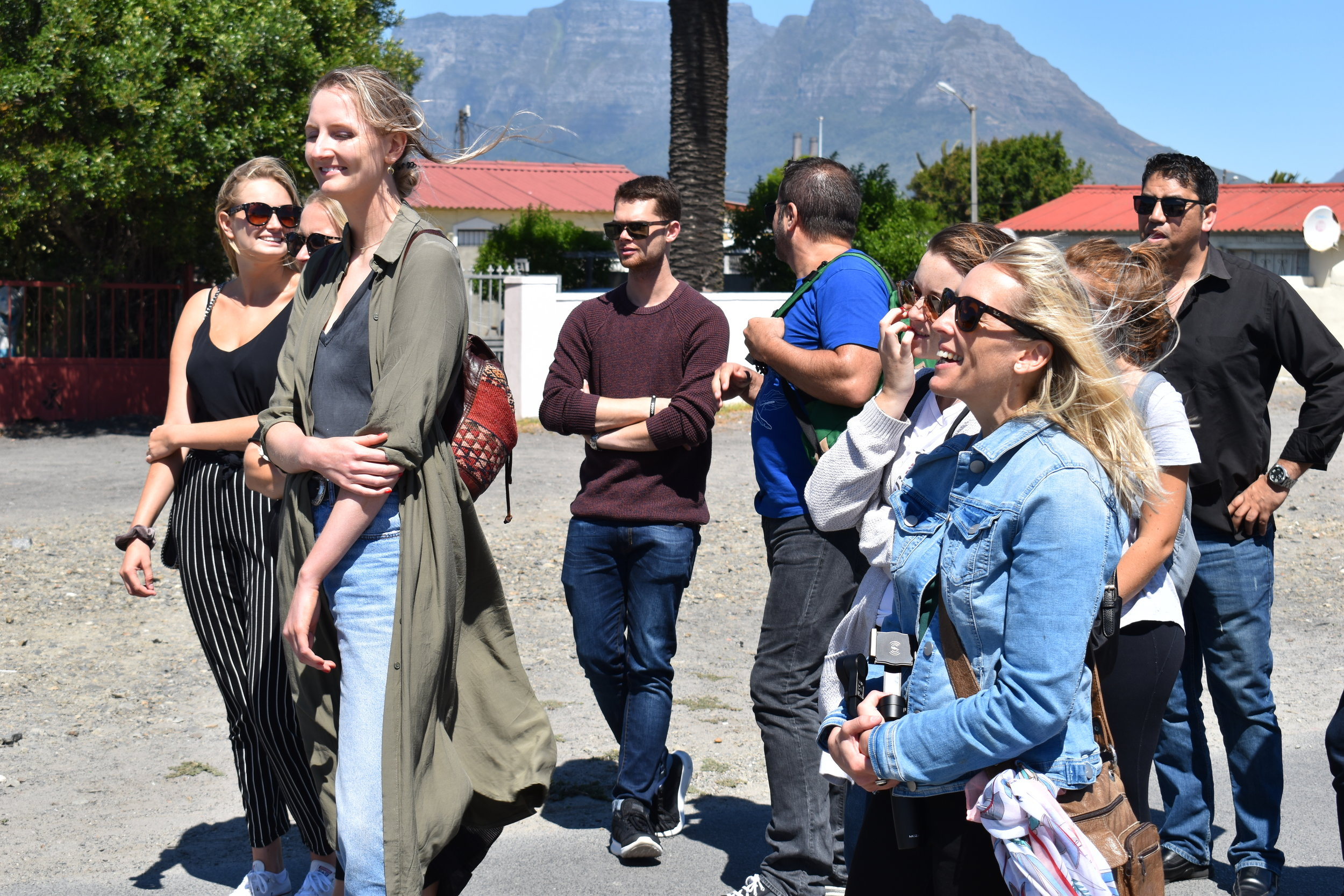 Travel Industry is Raving. - Read what Cape Town's top travel companies are writing about SidebySide's Blend the City tour