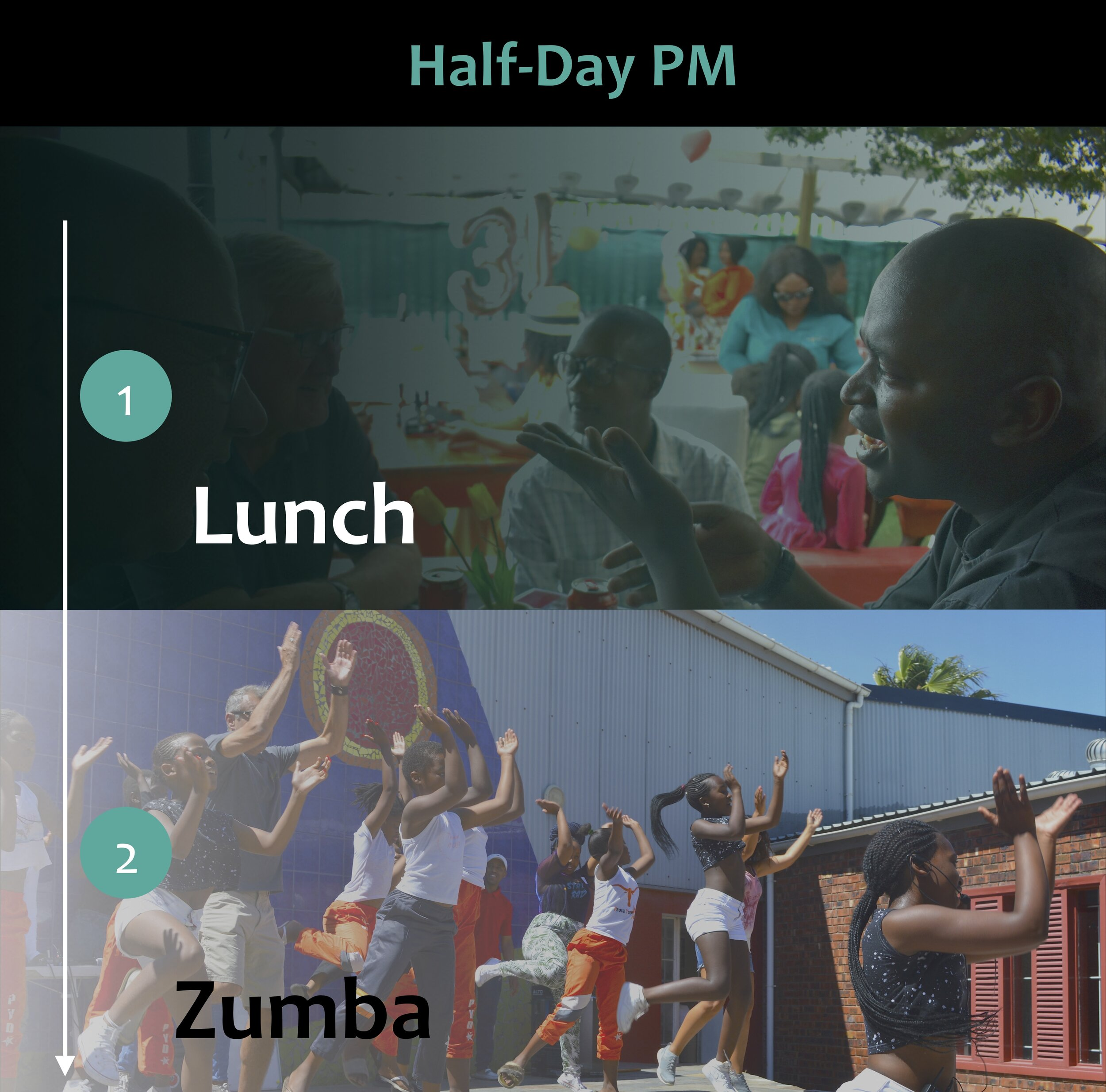 Half-Day PM - Lunch > Zumba - Blend the City Tour Summary Cover Pic (crop 2)