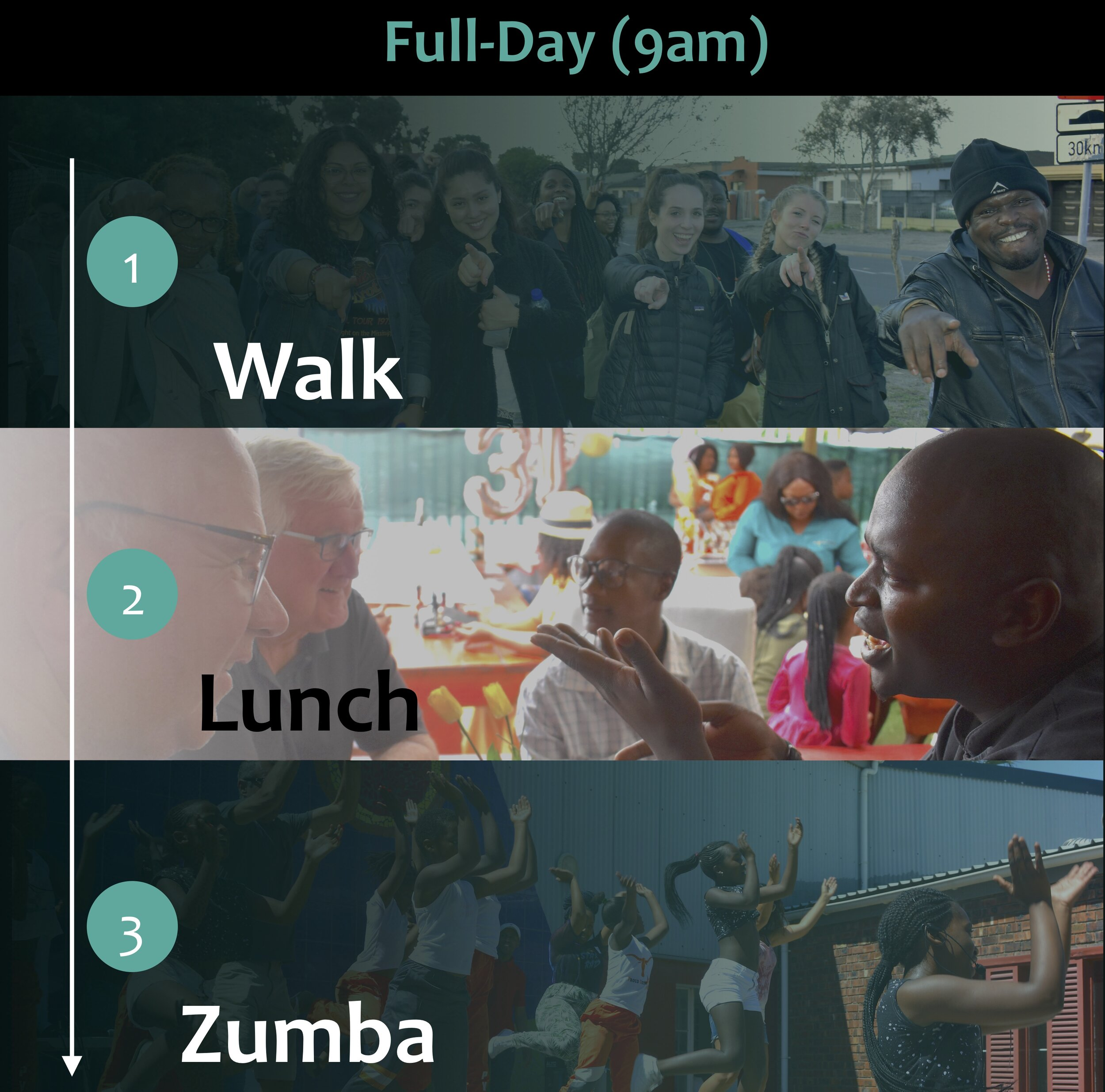 Full-Day (9am) - Walk > Lunch > Zumba - Blend the City Tour Summary Cover Pic (crop 2)