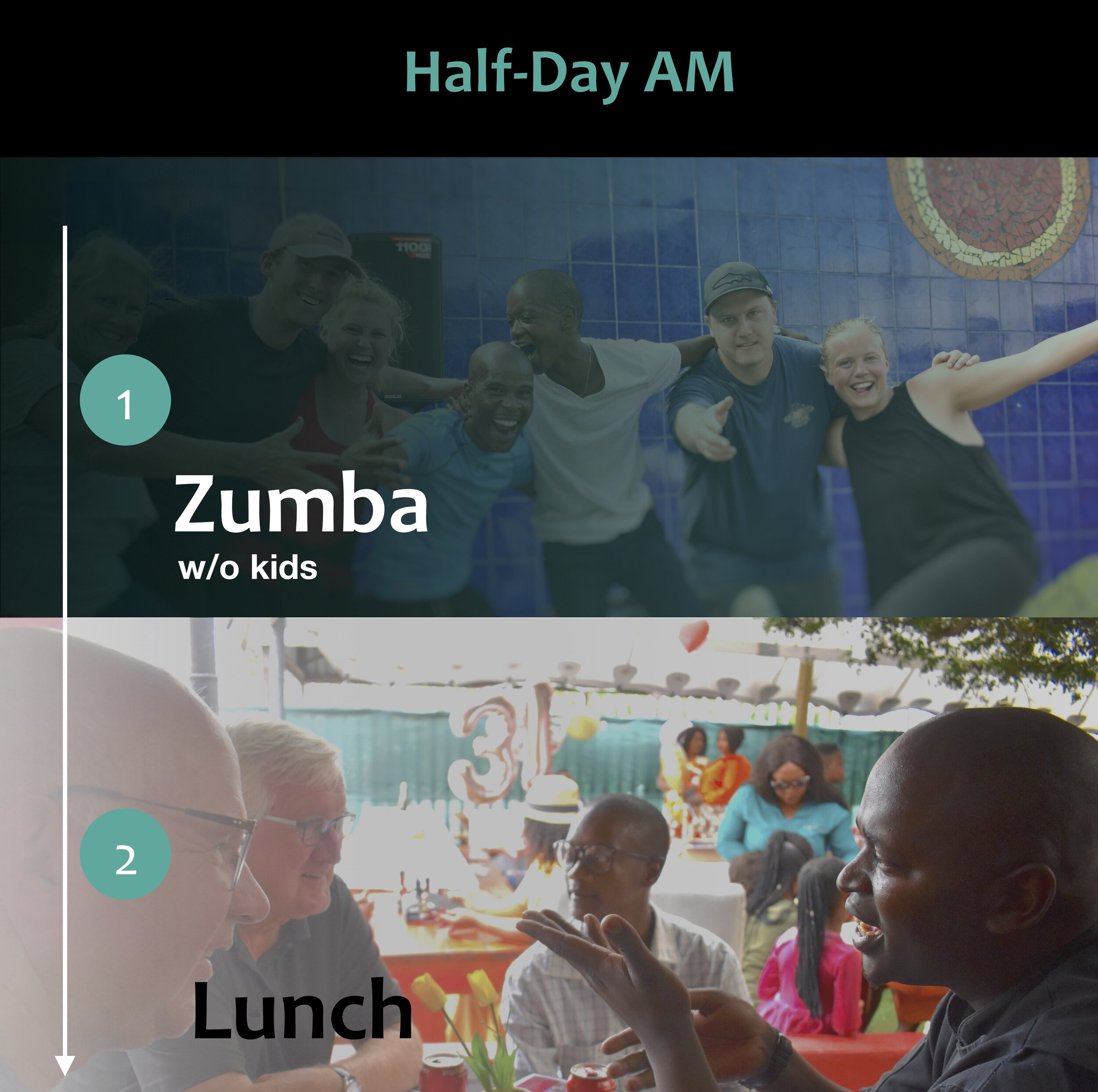 Half-Day AM - Zumba > Lunch  - Blend the City Tour Summary Cover Pic (crop 2)