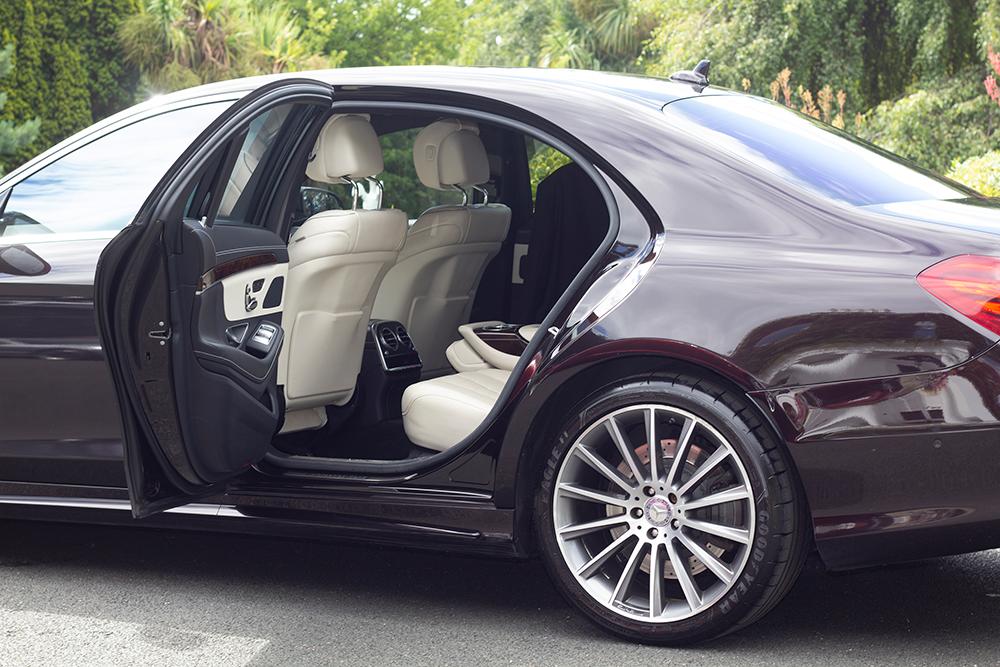 luxury chauffeur Dublin