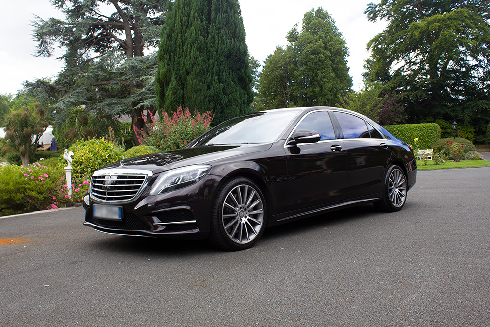 luxury car rental Ireland