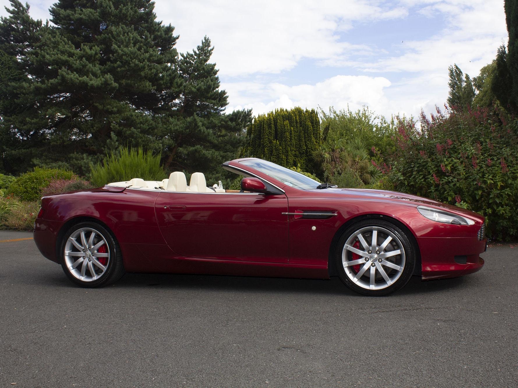 wine Aston Martin