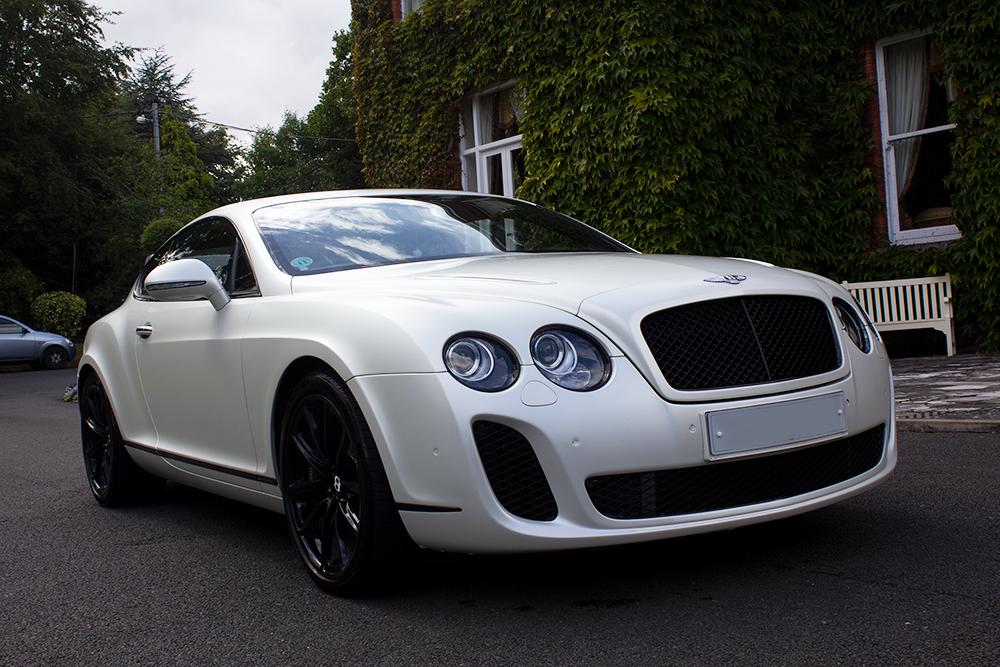 Luxury Wedding Car Hire in Ireland