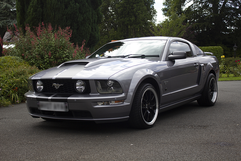 Mustang GT driving experience available in Dublin