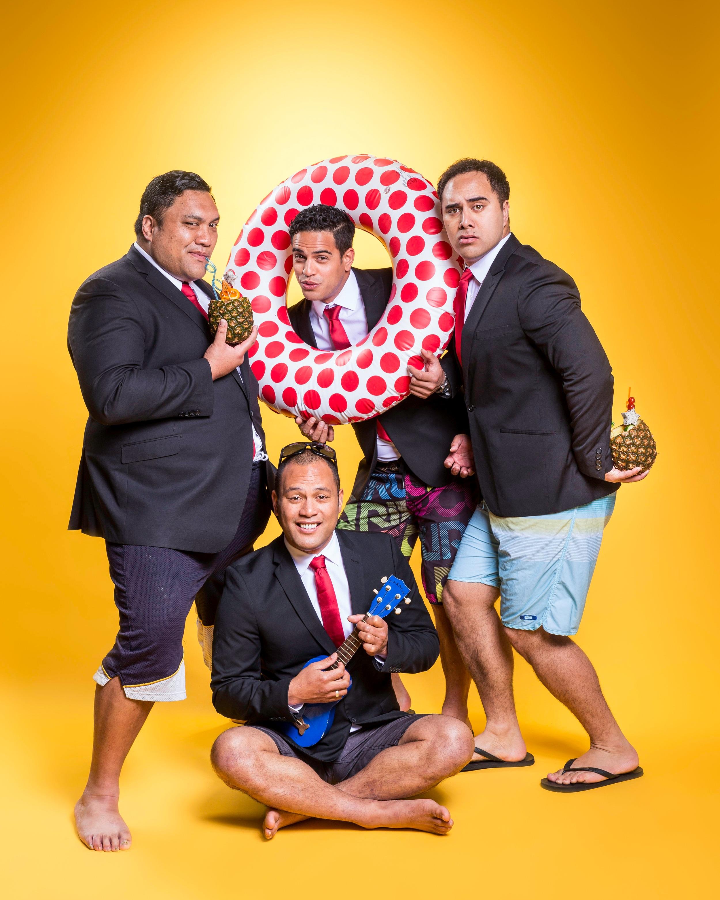MMQ | Modern Māori Quartet -