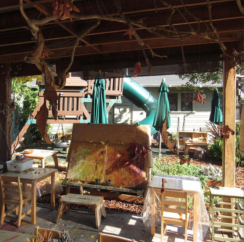 The Outdoor Studio