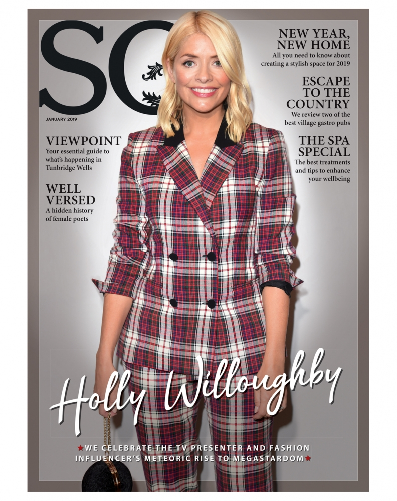 Wellness HQ in SO magazine - January 2019
