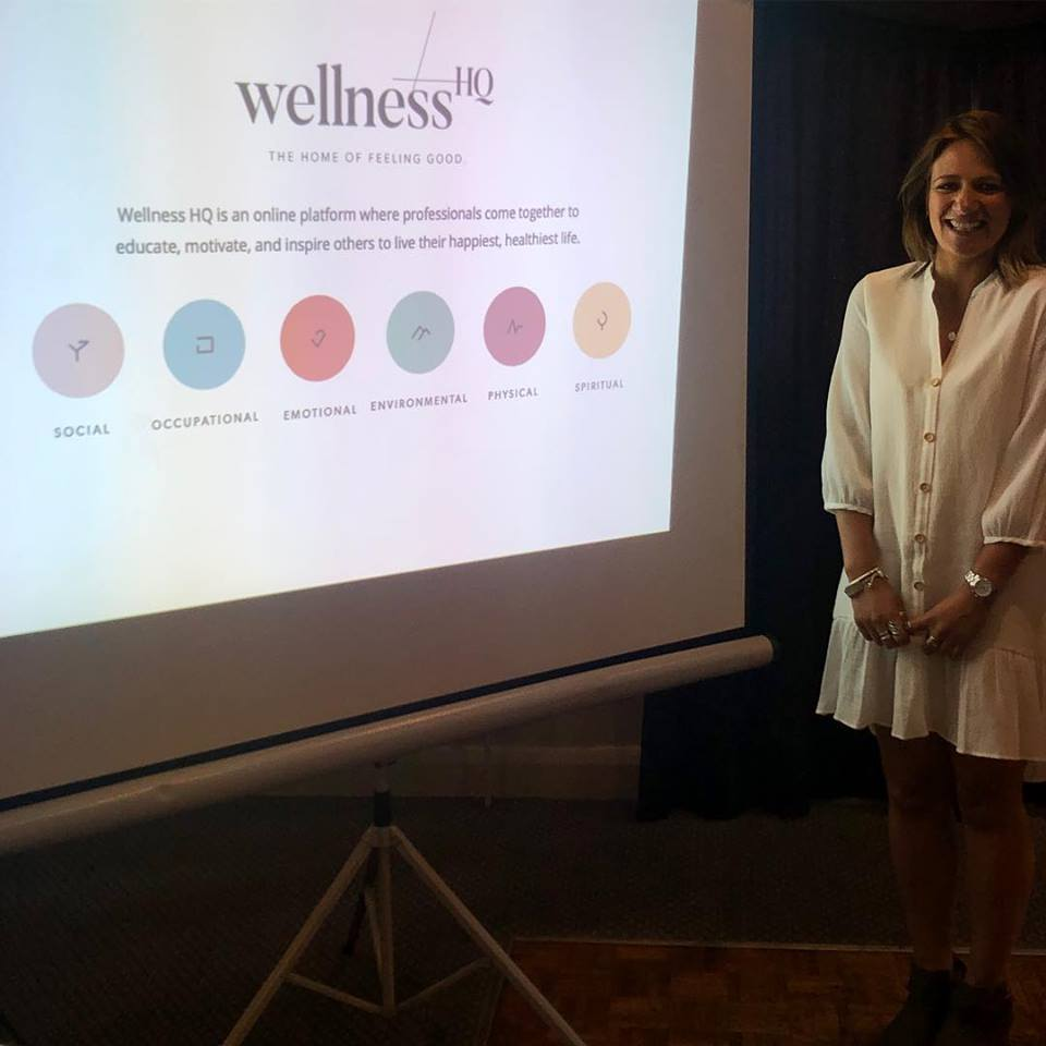 WELLNESS HQ AT KENT BUSINESS LIVE - We were delighted to be invited to speak alongside Kent Invicta Chamber of Commerce on all things business.