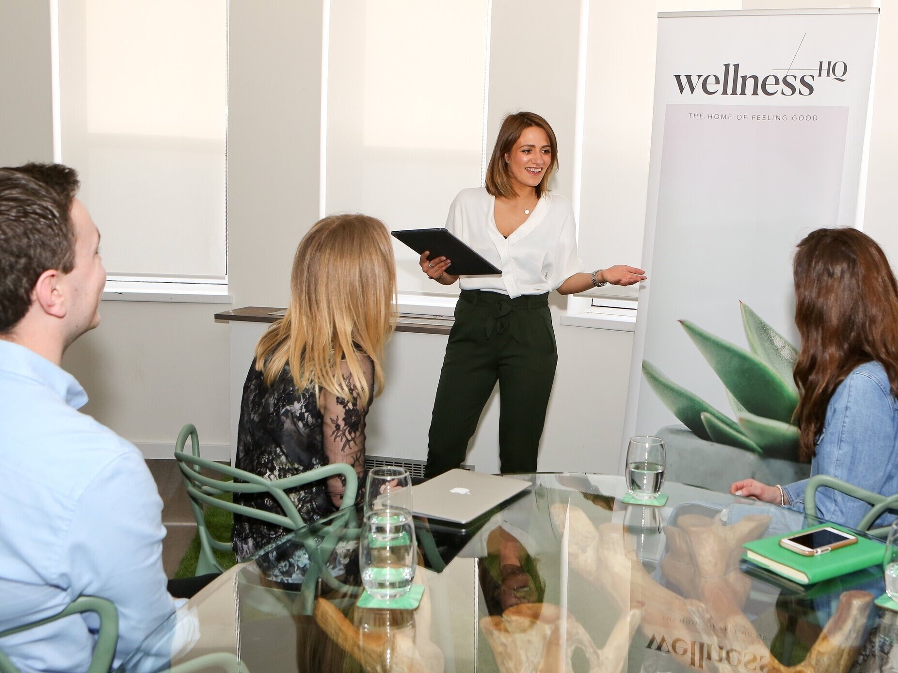 Wellness Within - Our 6-12 month programme where we provide in depth workshops and talks covering each pillar of wellness.